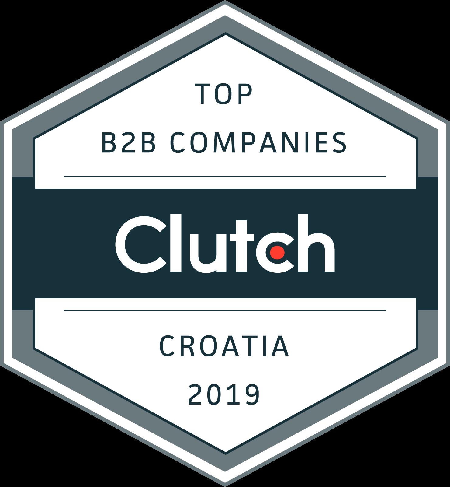 Clutch Recognizes DECODE as Top Croatian Development Firm for 2019